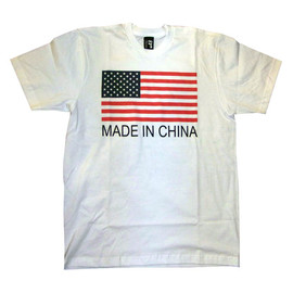 Proletariat Clothing company - MADE IN CHINA