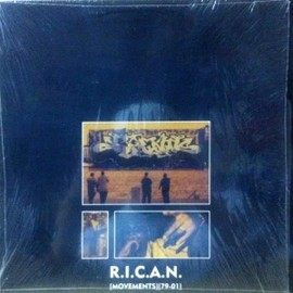 R.I.C.A.N.  - Movements 79-01 / Anthill