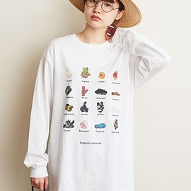 fig London - minerals long sleeve