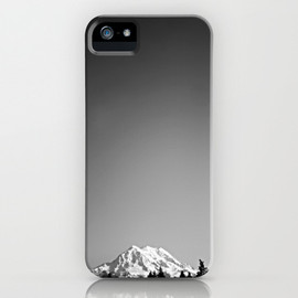society6 - Mt. Rainier iPhone Case
