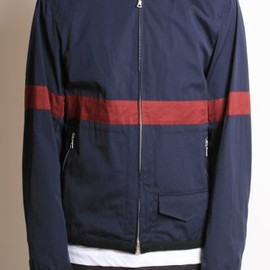 DRIES VAN NOTEN - 'Vicco' Sports Jacket in Navy