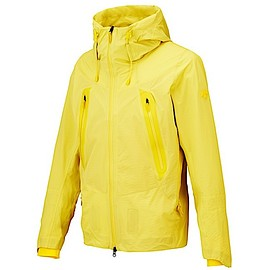 DESCENTE ALLTERAIN - INNER SURFACE TECHNOLOGY PARAHOOD JACKET