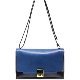 Lanvin - NEW PARTITION BAG IN GRAINED CALFSKIN