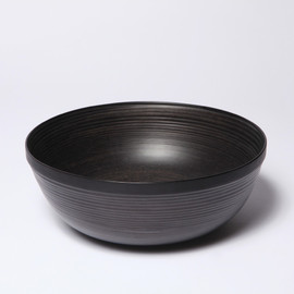 MARGARET HOWELL, BUNACO - ORIGINAL BOWL BLACK