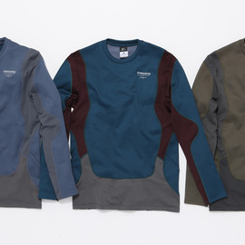 GYAKUSOU - 2012 Fall/Winter Long Sleeve DRY-FIT