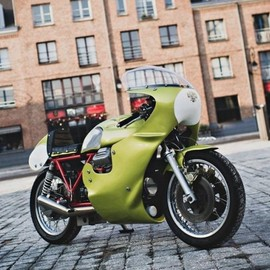 LEGEND MOTORS - Moto Guzzi V7