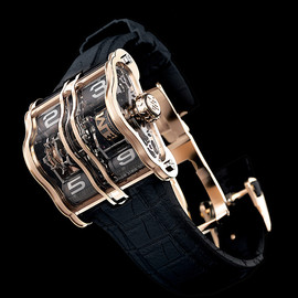 Arnaud Telliers - 2LMX watch