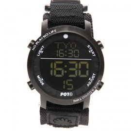 P01TIME - P01TIME SUPER DIGITAL BLACK