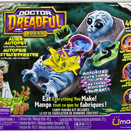 Spin Master - Doctor Dreadful Alien Autopsy