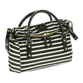 kate spade NEW YORK - Small Leslie/Stripe