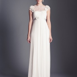 Temperley - wedding dress