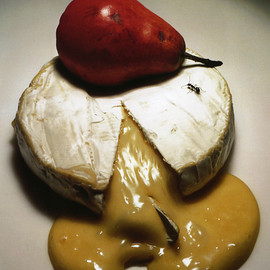 Irving Penn - Ripe Cheese Editorial photograph for Vogue, New York, March 26, 1992