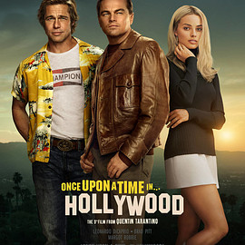 Quentin Tarantino - Once Upon a Time in Hollywood