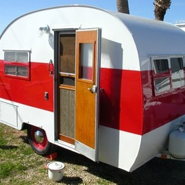 camper - I really want one of these little campers
