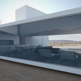 Edward Ogosta Architecture  - Four Eyes House-NO4
