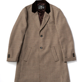 bal - WOOL OVER COAT