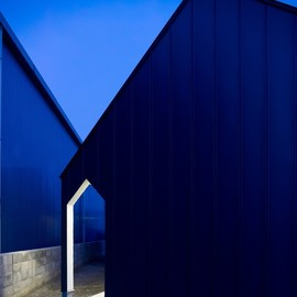 KINO Architects - Branch House, Fukushima, Japan