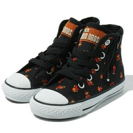 CONVERSE - ALL STAR SUPER MARIO スニーカー