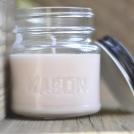 Luulla - Pink Sugar Type Soy Candle 8oz Jar, just in time for spring