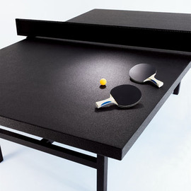 Tom Burr - Table-Tennis Table Fantasy Gift