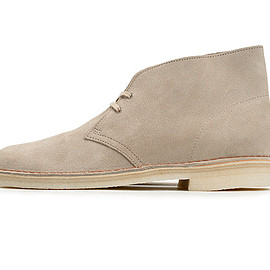 Clarks ORIGINALS - Desert Boot-Sand