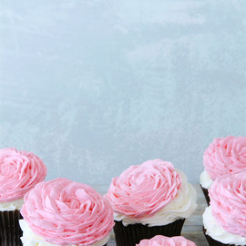 Rose Cupcakes {Take Two}