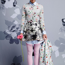 Thom Browne - RESORT 2015