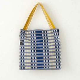 Johanna Gullichsen - PM-Bag 3  Tithonus Blue (Yellow)