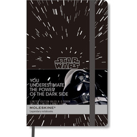 MOLESKINE - STAR WARS Large Plain