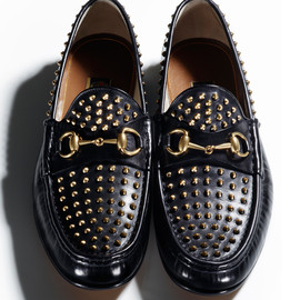 Gucci - 60th anniversary* horsebit loafer in leather