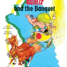 Rene Goscinny - Asterix and the Banquet