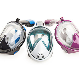 WildHorn Outfitters - Seaview 180° Full Face Snorkel Mask