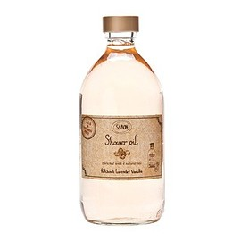 SABON - Shower Oil Patchouli Lavender Vanilla