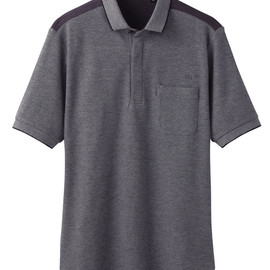 UU - UU Washed pique polo shirt(S)+