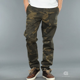 Stussy - Duke 2 Pant - Brown Camo