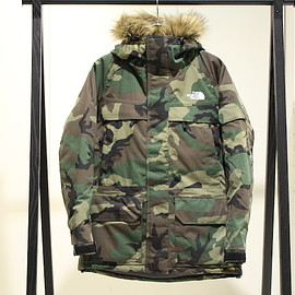 THE NORTH FACE - NOVELTY MCMURDO PARKA nd91525