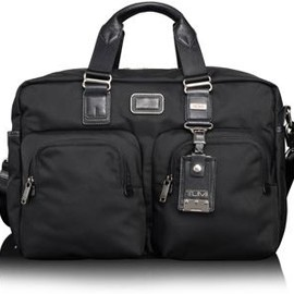 TUMI - Alpha Bravo Everett Essential Tote - Black