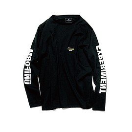 uniform experiment - L/S BIG TEE