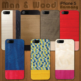 Man&Wood - Man & Wood iPhone 5 Harmony