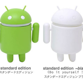 ANDROID - Android mini collectiblesフィギュア