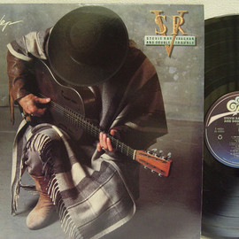 Stevie Ray Vaughan And Double Trouble - In Step (Record: Epic OE 45024)