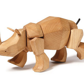 David Weeks Studio -  Simus the Rhino