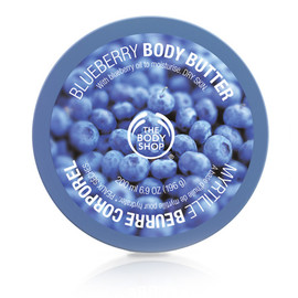 THE BODY SHOP - Limited Edition Blueberry Body Butter