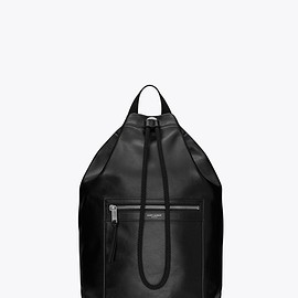 Saint Laurent - CITY SAILOR backpack in smooth leather