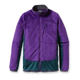 patagonia - Men's R2 Jacket Purple
