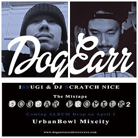 "ISSUGI&DJ SCRATCH NICE - TheMixtape""Dogearprofile2"""