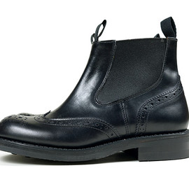 Quilp by Tricker's - Side Gore Boots M7701
