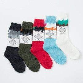 FACETASM - MOHAIR SOX
