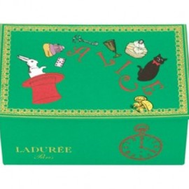 Laduree - Alice boxes filled with macarons