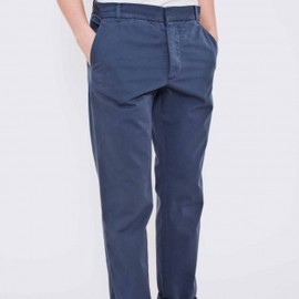 BAND OF OUTSIDERS - Classic Chino Midnight Blue